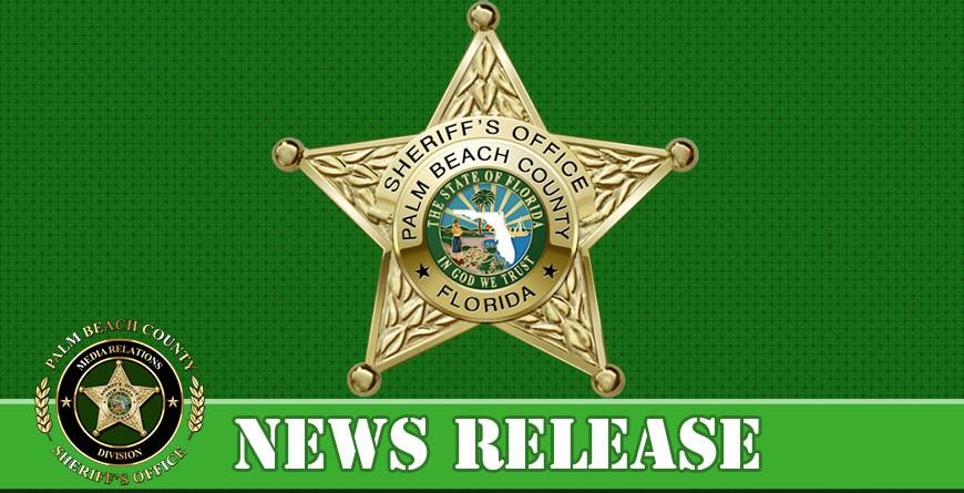 Crash on 13771 Okeechobee Boulevard - Palm Beach County