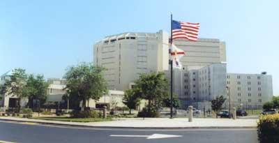 Criminal Justice Complex West Palm Beach
