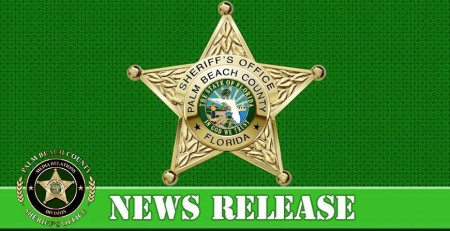 PBSO News Release