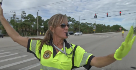 School Crossing Guard PBSO