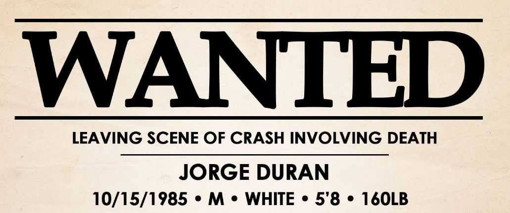 Wanted - Jorge Duran