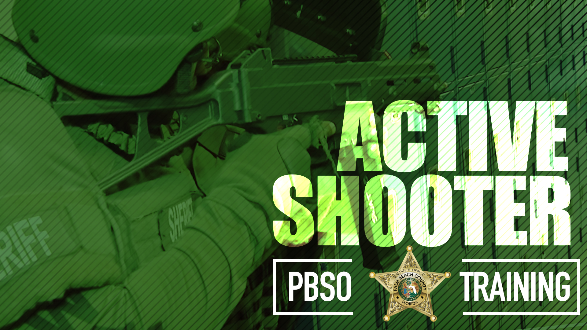 Active Shooter Training banner image