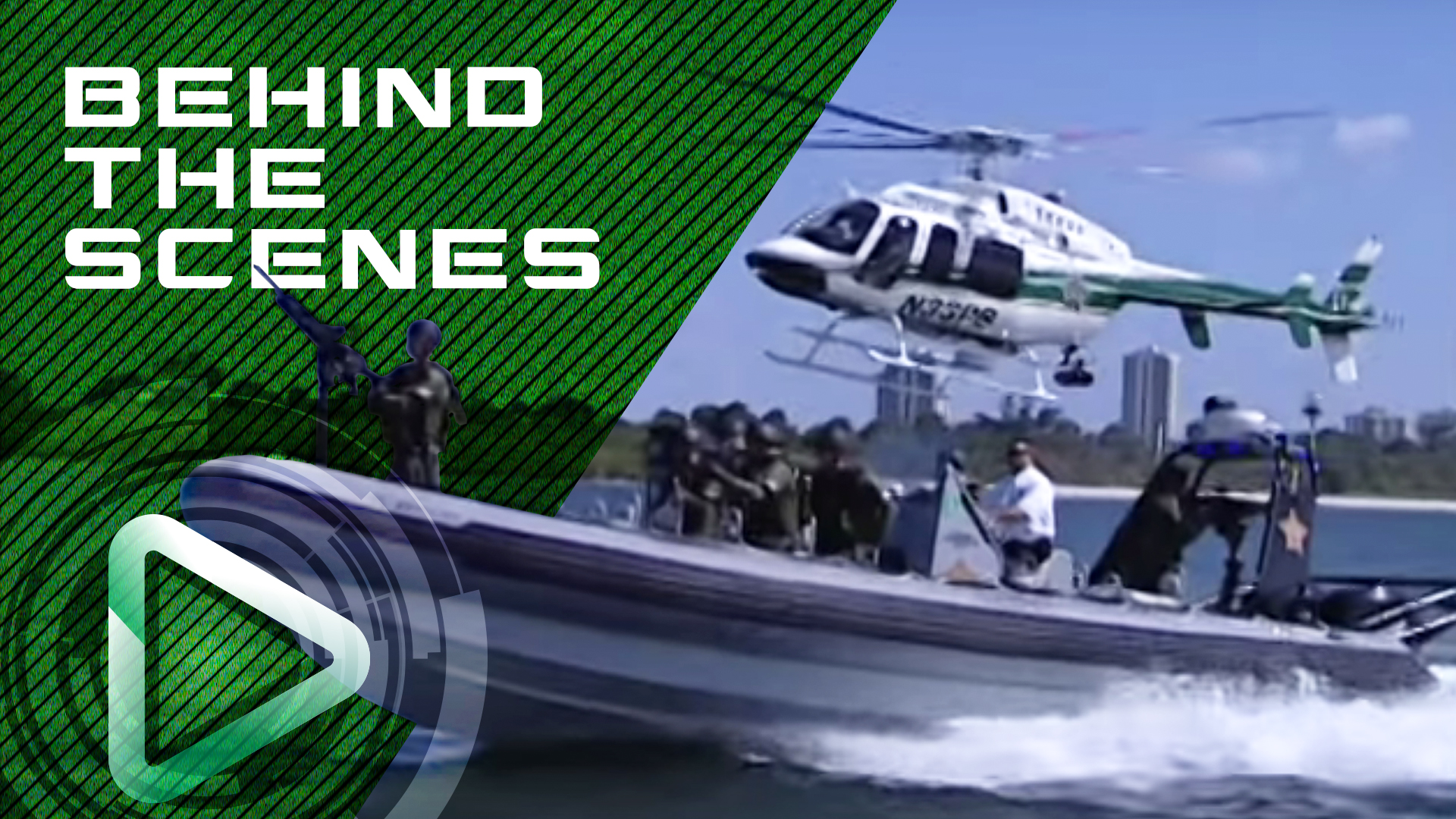 PBSO Behind The Scenes banner