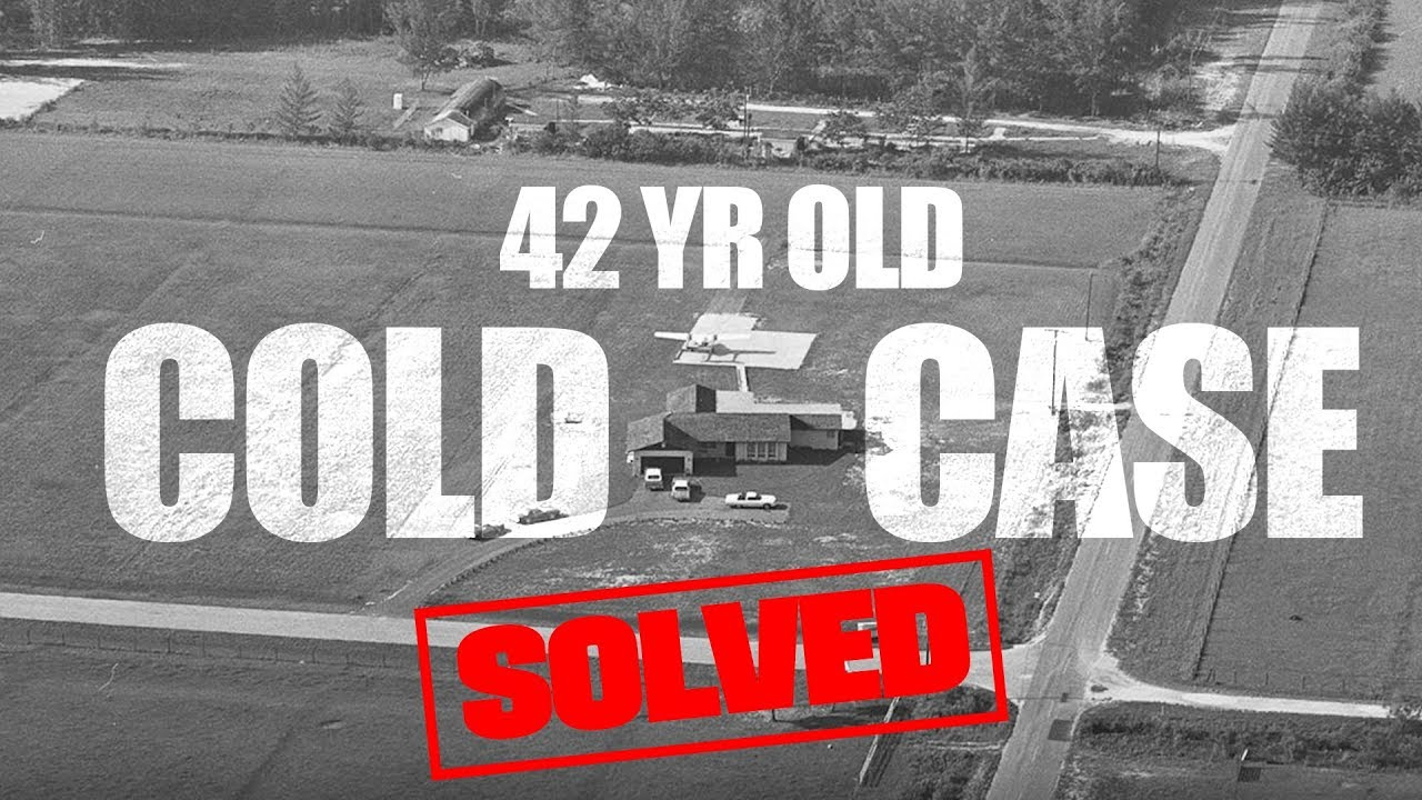 Cold Case solved banner image