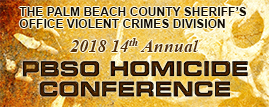 Homicide Conference 2018