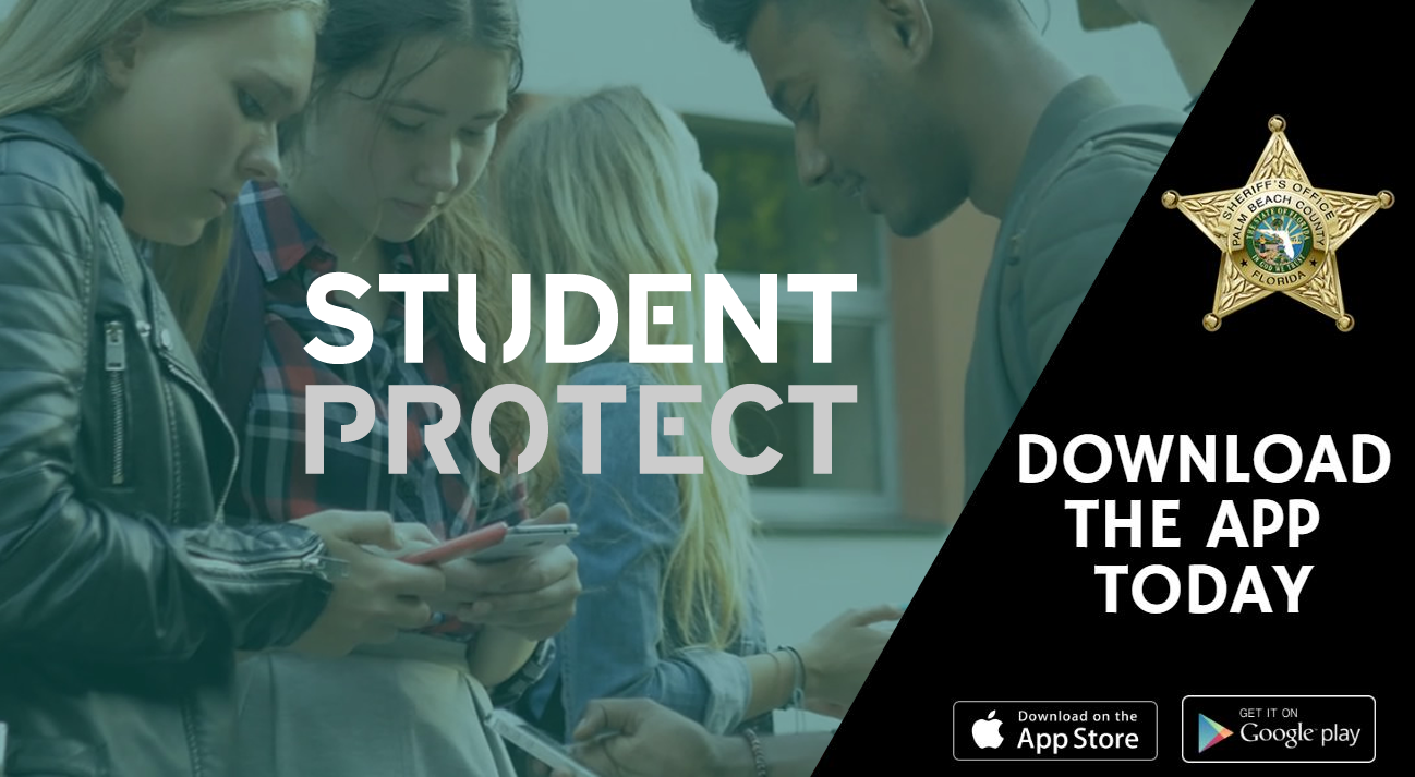 Student Protect app Banner