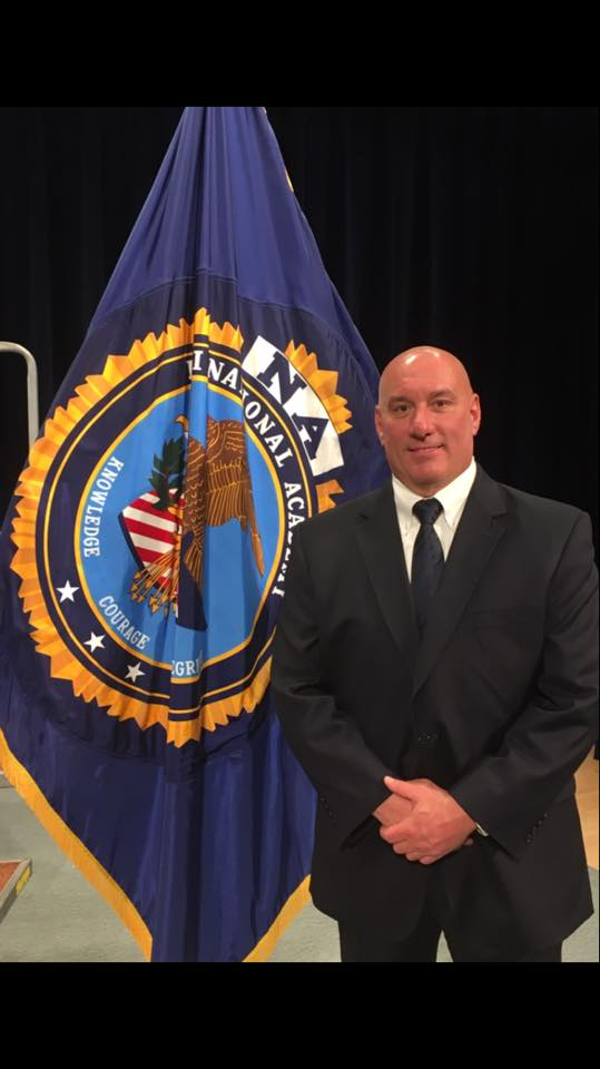 Capt. Wallace graduates from FBI National Academy