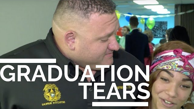 News - Graduation Tears