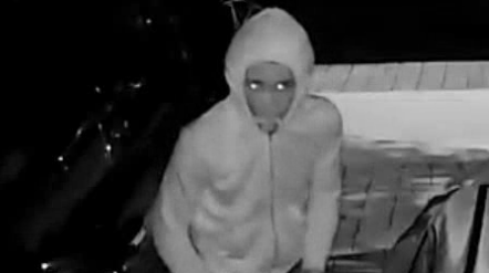 Suspect WANTED for Numerous Car Creeping and Car Burglaries.