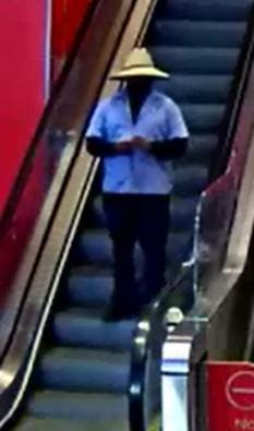Suspect wanted for Fraudulent Use of Stolen Credit Cards