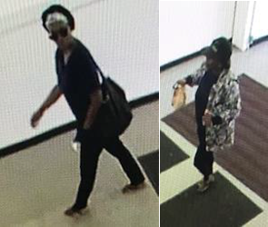 Suspect wanted for Fraudulent Use of Stolen Credit Cards at several locations in PB Gardens
