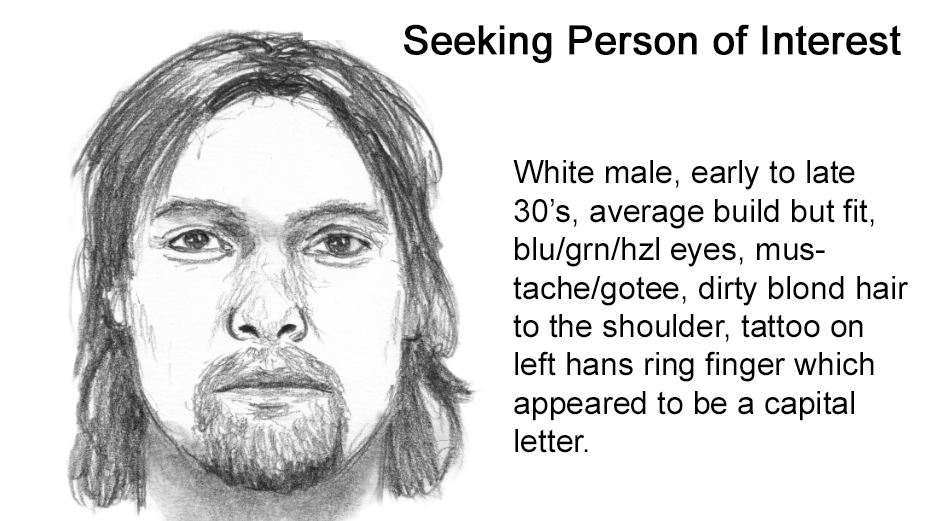 Seeking Person of Interest