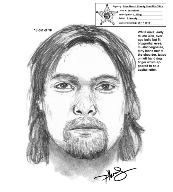 Attempted Abduction of a Teen - Detectives are Seeking a PERSON of