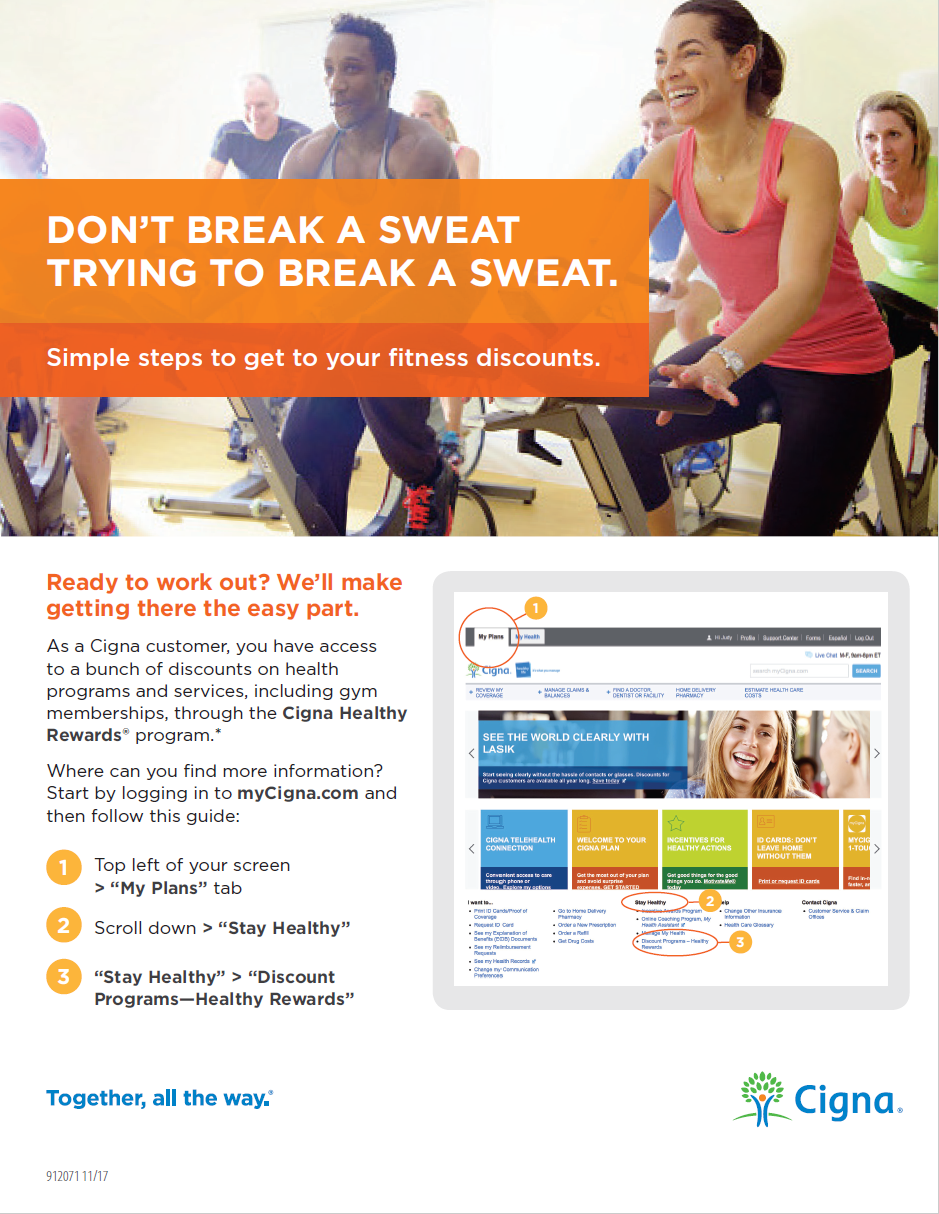 Active Fit How To flyer - pdf