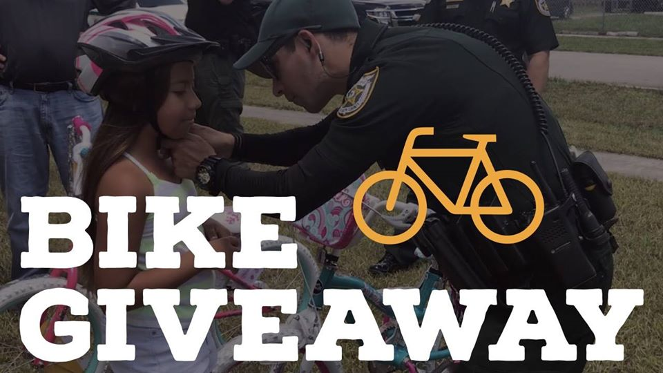 Greenacres Bike Giveaway