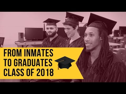 Video - From Inmates to Graduates
