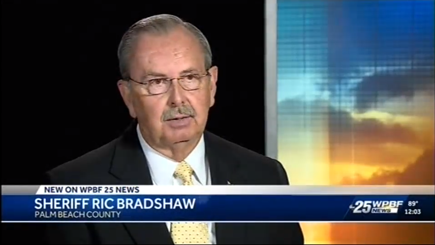 News video - Sheriff Bradshaw responds to shooting