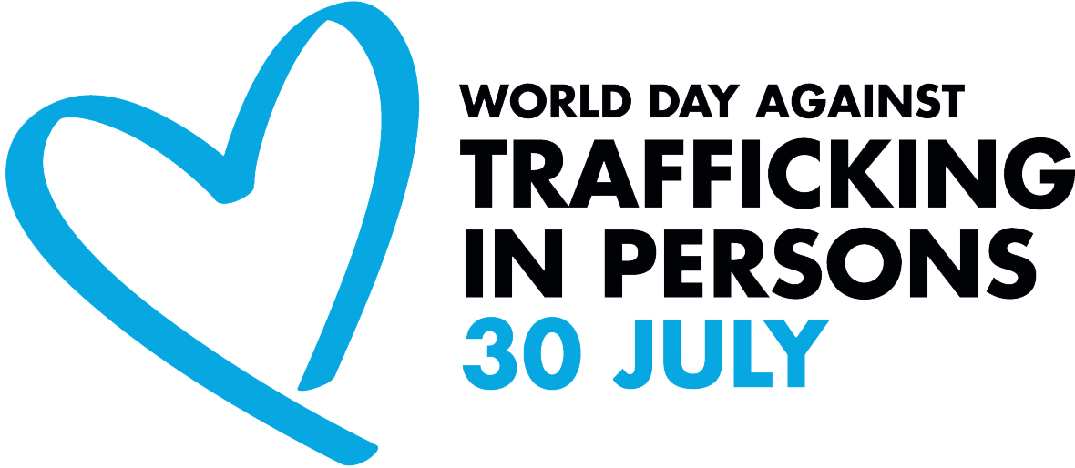 World Day Against Human Trafficking logo