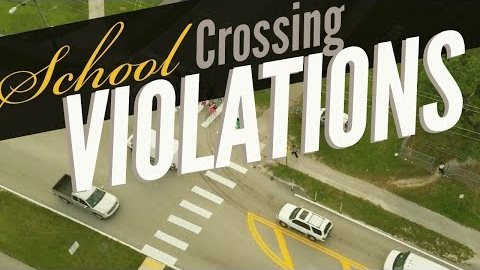 Common School Crossing Violations