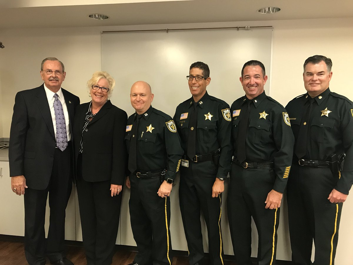 10th Anniversary of PBSO-Lake Worth merger