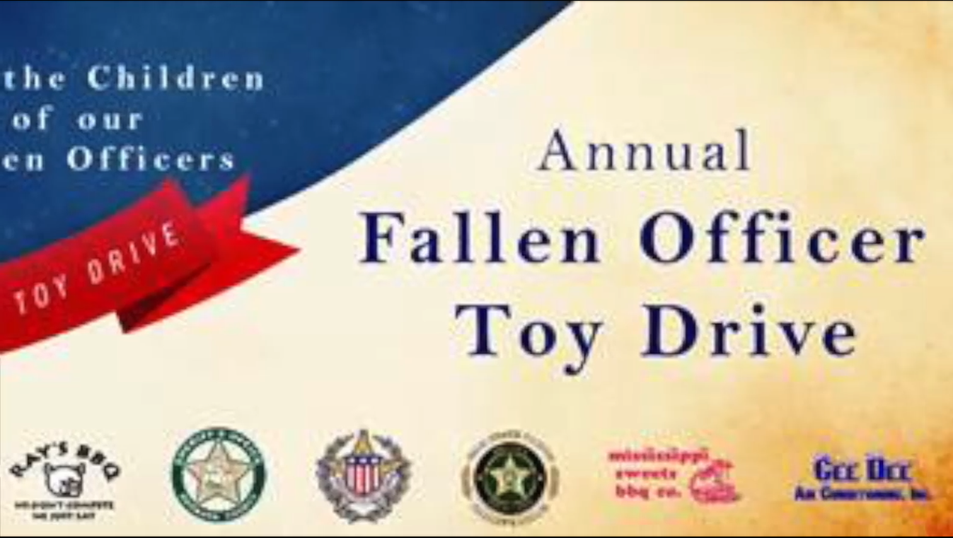 PBA Fallen Officer Toy Drive