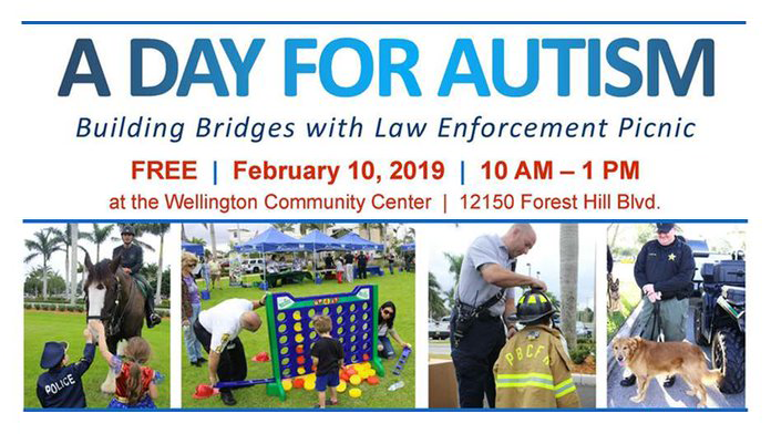 A day for Autism Picnic