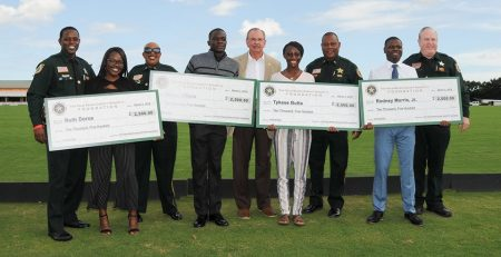 Sheriff's Foundation Scholarships Awarded
