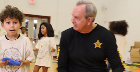 BBall with the Sheriff