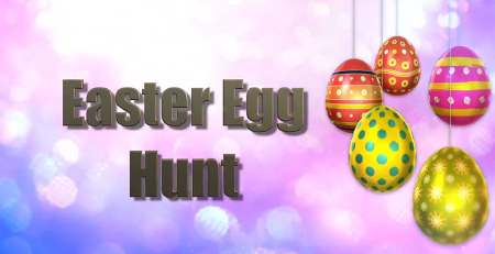 Bomb Squad Easter Egg Hunt