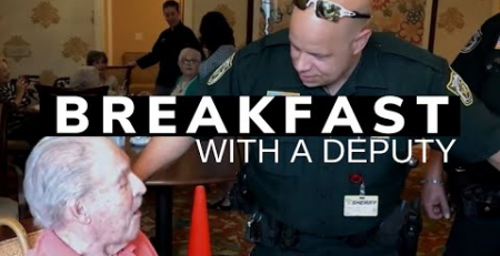 Breakfast with a Deputy story from 4/5/2019