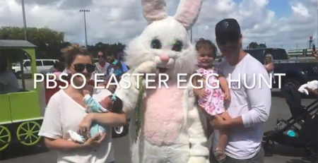Easter Egg Hunt for Special Needs Kids