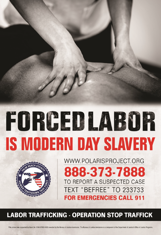 Click to open Labor Trafficking PDF