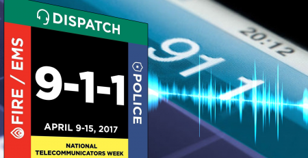 PBSO Highlights our Dispatchers on National Telecommunications Week