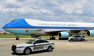 Reserve Auxiliary Deputy Airforce One