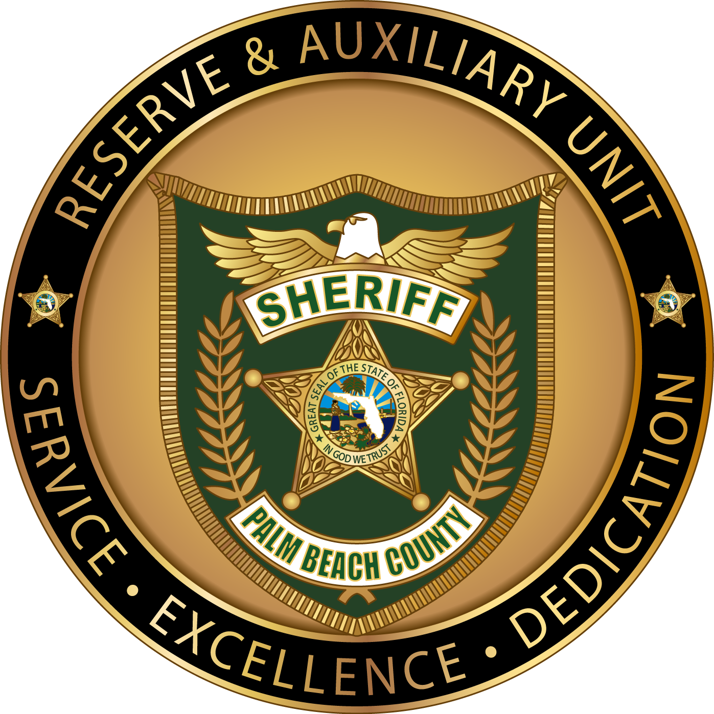 Reserve & Auxiliary Unit - Palm Beach County Sheriff's Office