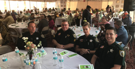 PBSO invited to Inter-faith Dinner