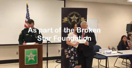Broken Star Foundation Awards Scholarships for this year