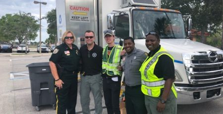West Boynton Shredding Event