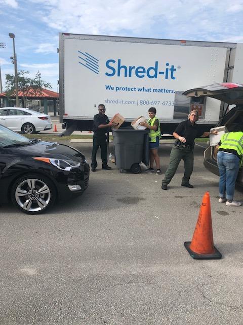 West Boynton Shredding Event - Palm Beach County Sheriff's Office