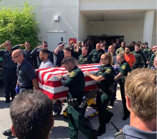 BSO Fallen Hero - Palm Beach County Sheriff's Office