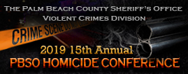 2019 Homicide Conference