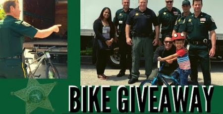 Read more about the 2nd Annual Free Bicycle Giveaway