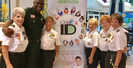 Child ID back to school Event