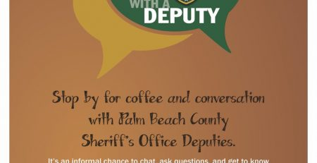 Conversation with a Deputy on 11/19/2019