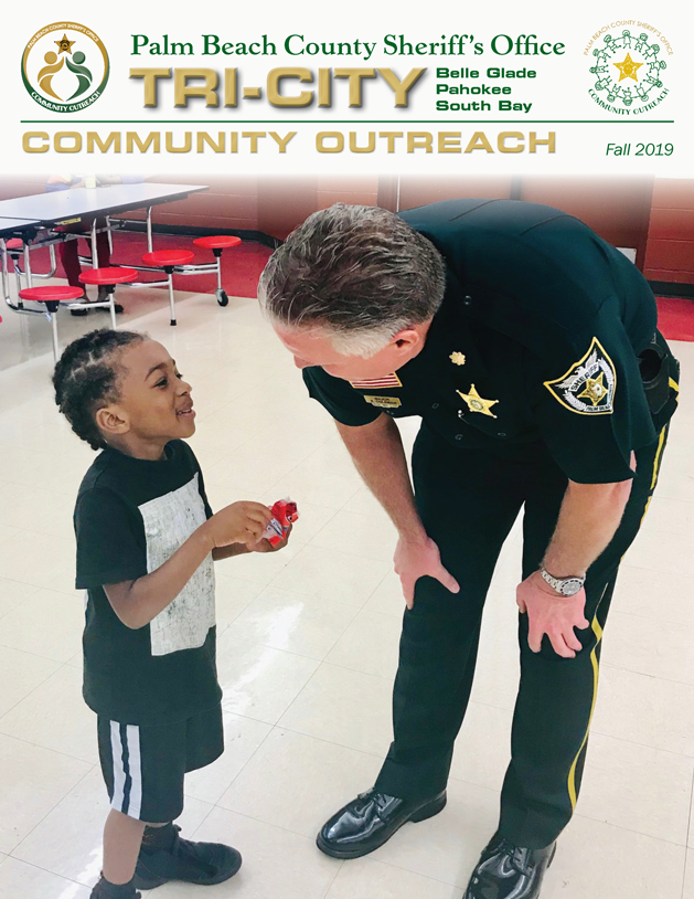 Tri County Newsletter Fall 2019 cover