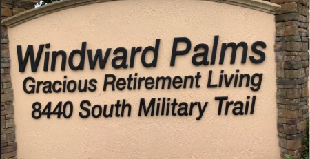 Breakfast with Seniors at Winward Palms