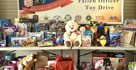 Fallen Officer Toy Drive 2019