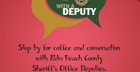 Conversation with a Deputy - Greenacres