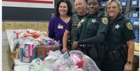 PBSO helping the Forgotten Soldiers Org
