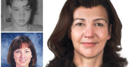 Lurine Bergeron Missing since 1991